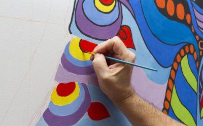 pintar mural profesional